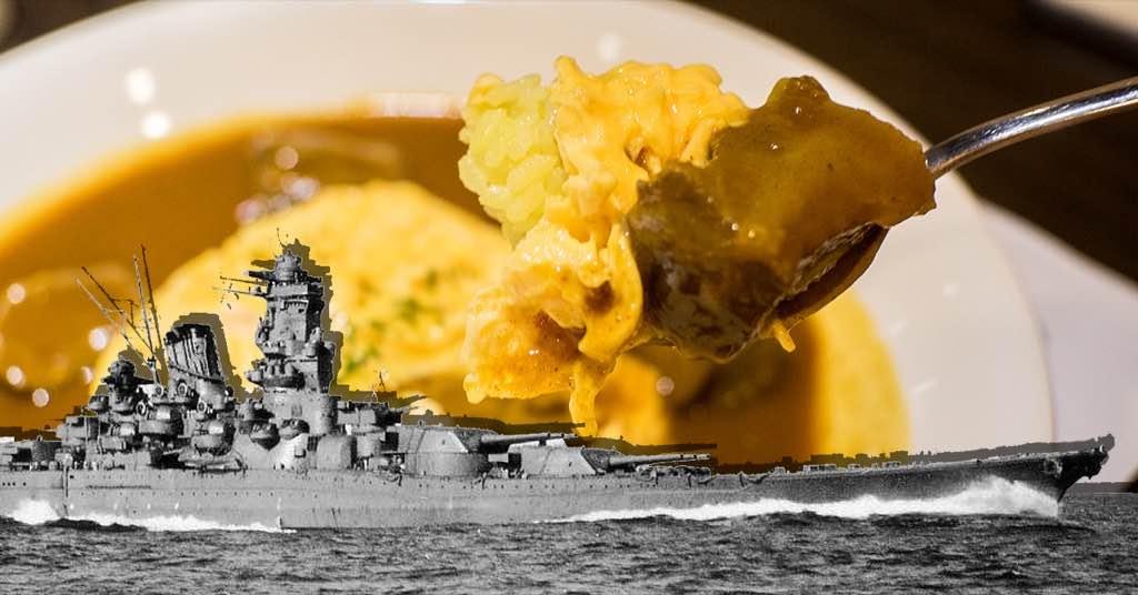 如果英國海軍當初沒有吃咖哩吃得滿臉都是,今天就不會有日式咖哩了!