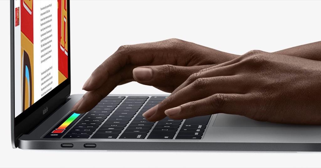 Touch Bar 帶給我們什麼革新?讓 Mac 更好用更有效率,才是蘋果真正的目標