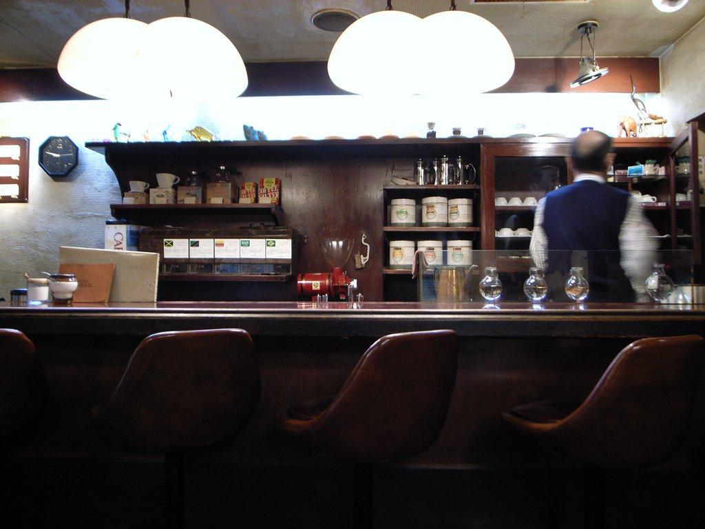 昭和風喫茶店魅力無窮,一口喝下美好年代!
