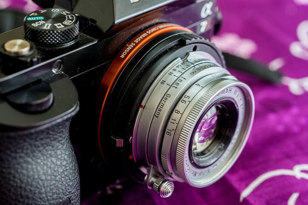 拋開那些貴翻的現代原廠鏡頭吧!轉接鏡頭讓你的相機充滿無限可能!