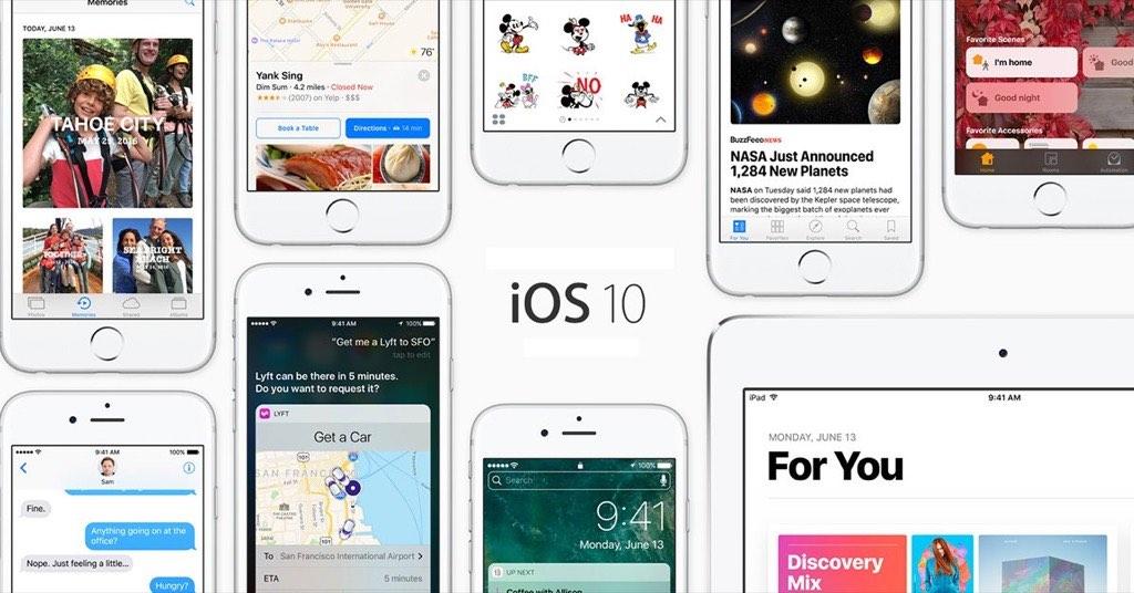 內部融合大團結!iOS 10 這次不推創新,只求所有第三方 App 與 iOS 能綁得更緊密~