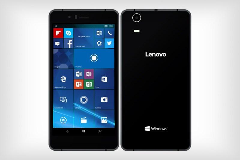 擔心微軟日後不再支援 聯想:未計畫推新款Windows 10手機