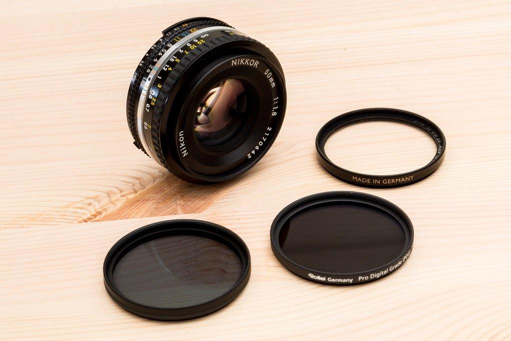 現代攝影常見的三種濾鏡,你通通都知道他們是幹嘛用的嗎?