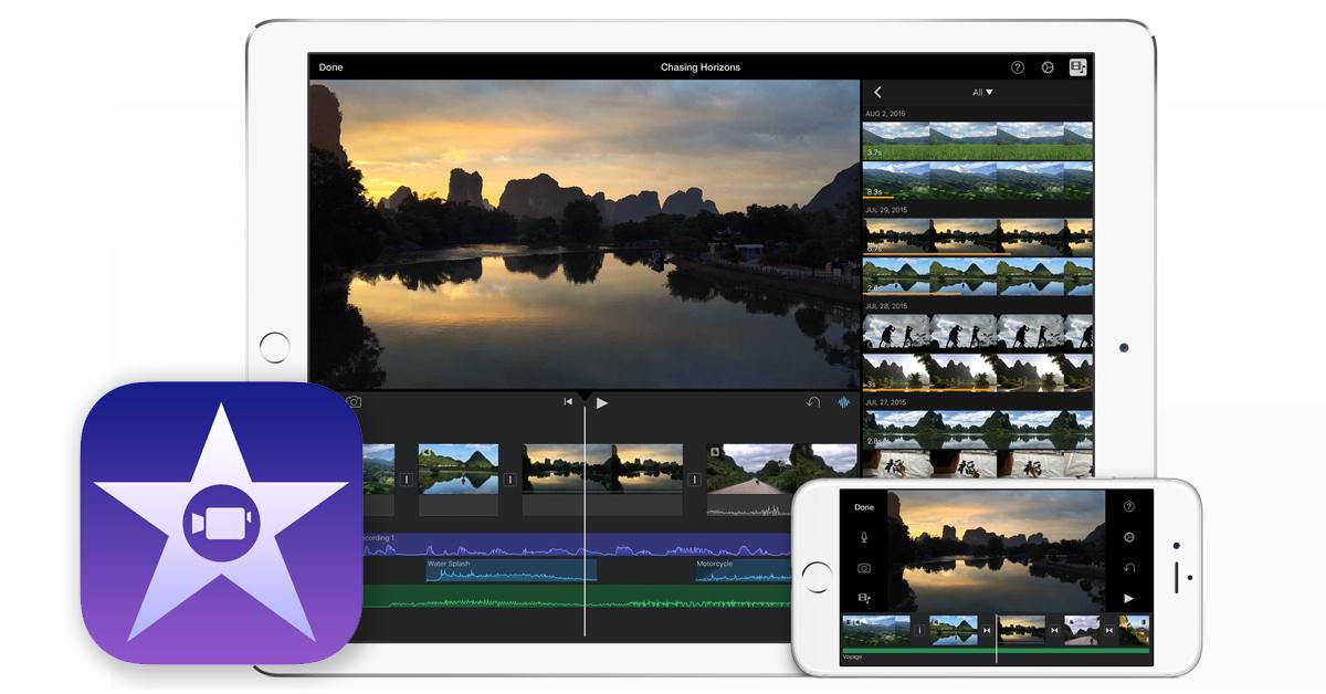 用 iPhone 拍電影特輯(二):開始匯入影片來剪輯吧!