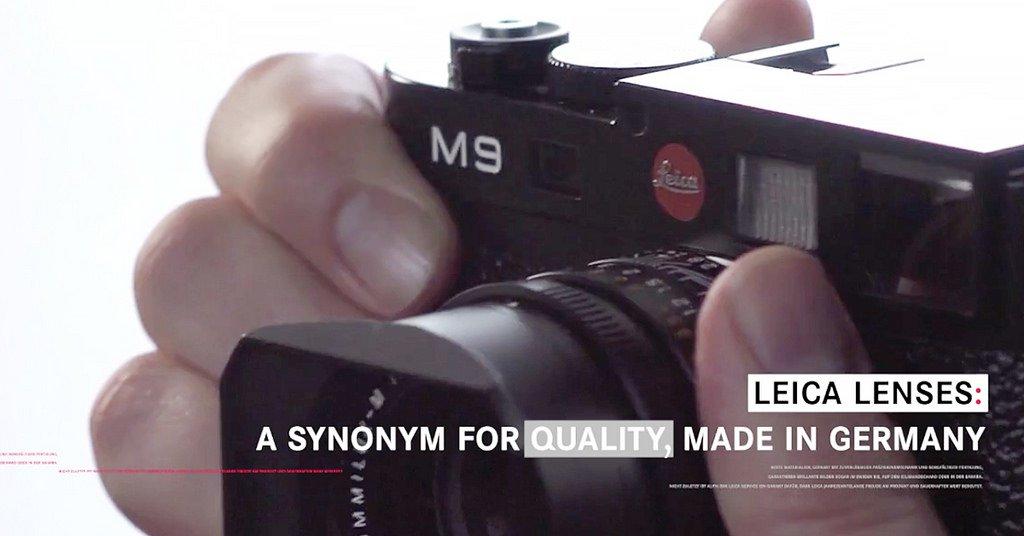 鏡頭怎麼做出來的?來看 Leica 如何生產一顆 38 萬的鏡頭吧~