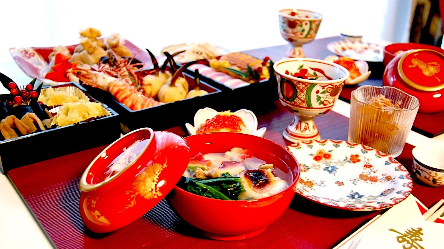 日式跨年大餐「御節料理」嚐鮮,便宜買有訣竅!!