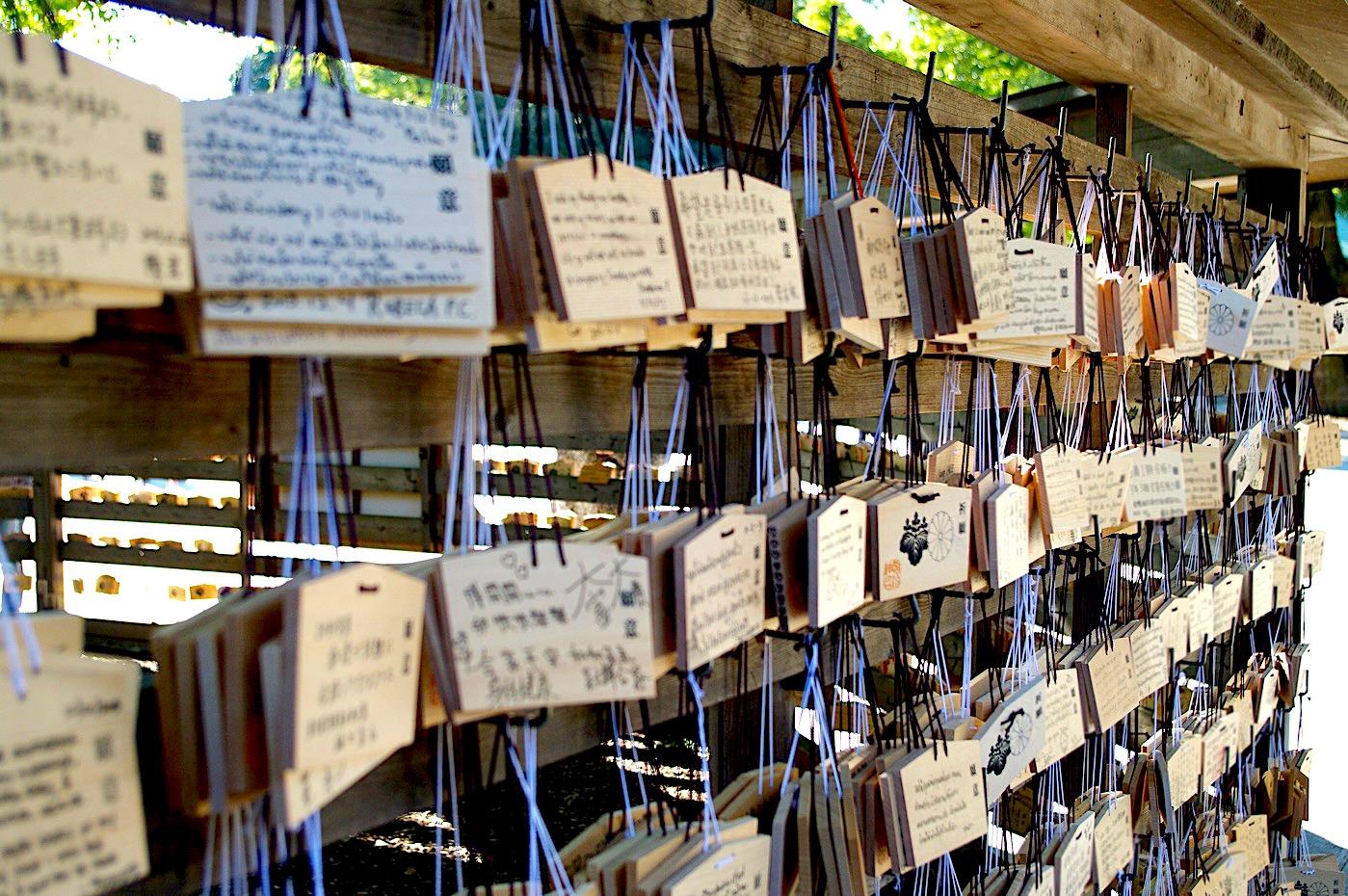 日本旅遊神社寫繪馬、抽籤詩☆注意事項總整理