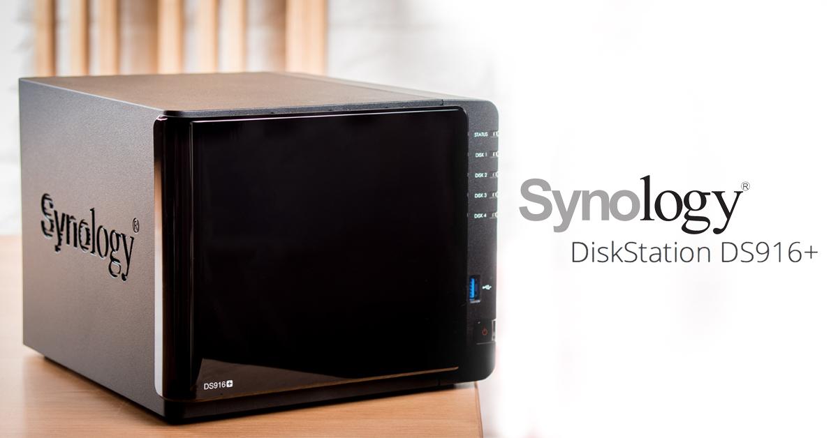 Synology DS916+ 評測:容易入手的四槽 NAS