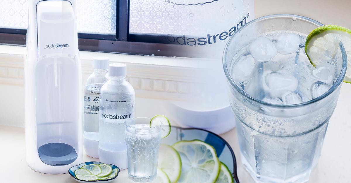SodaStream 氣泡水機評測:讓你從此跟「不健康」市售飲料說掰掰~