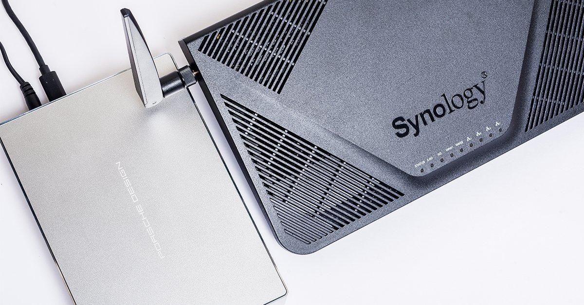 想買 NAS 卻還很猶豫?那就先用 Synology RT2600ac 體驗看看吧!