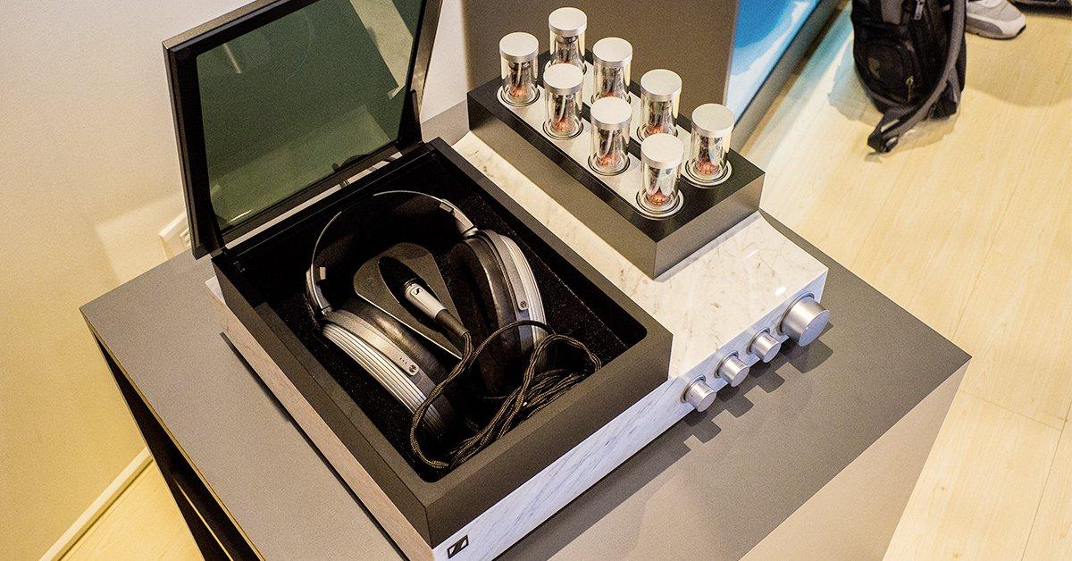 一套耳機近兩百萬?「新大奧」Sennheiser HE1 靜電耳機真值得那麼貴?