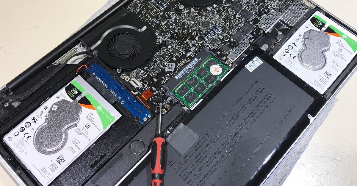 想讓雙硬碟 Mac 更快嗎?試試磁碟陣列 RAID0 威力吧