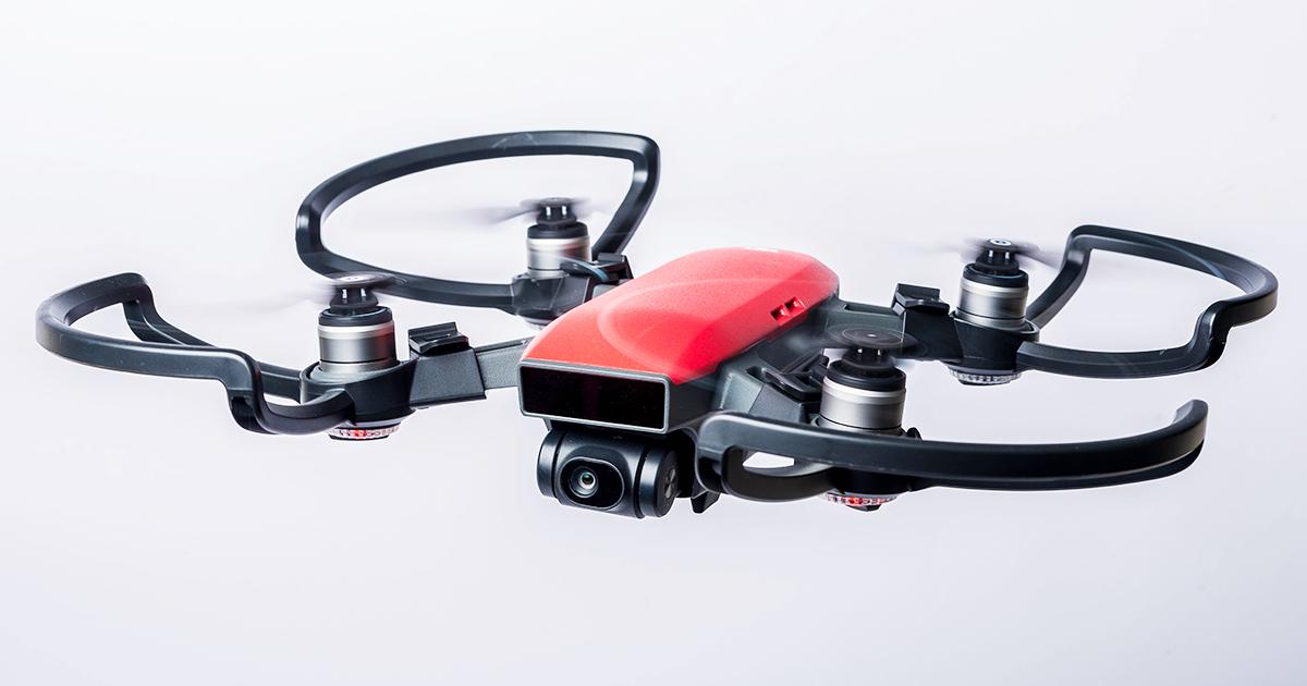 DJI Spark 智慧型空拍機評測:最容易入門+入手的專業空拍機