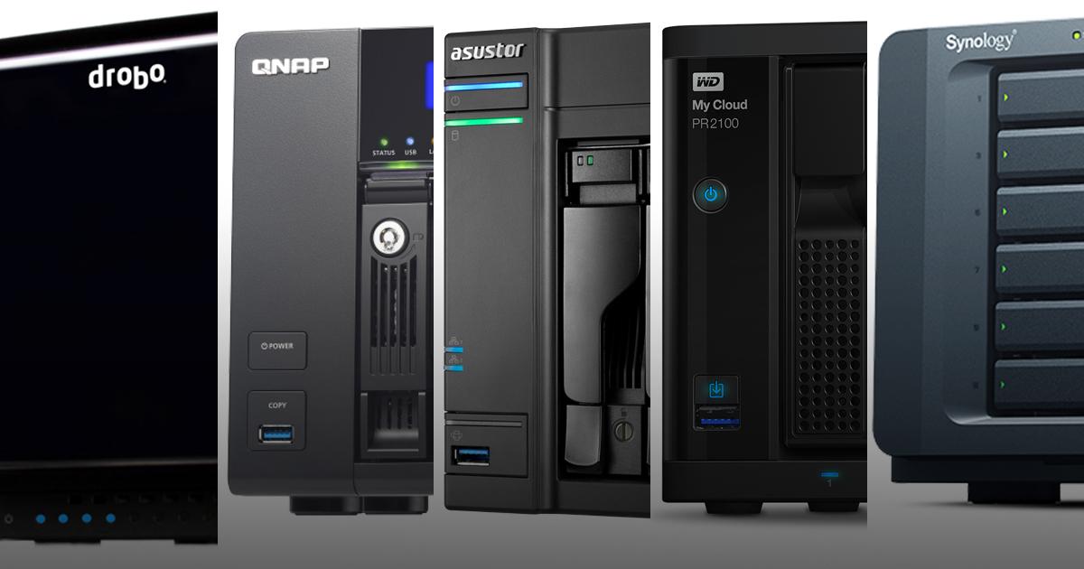 NAS 網路磁碟機怎麼選?套件功能與服務良窳才是選購要點