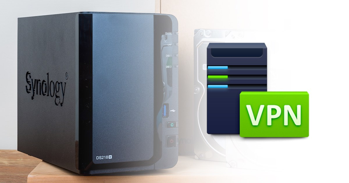 Synology VPN Server 架設超簡單!翻牆還是靠自己比較快囉~