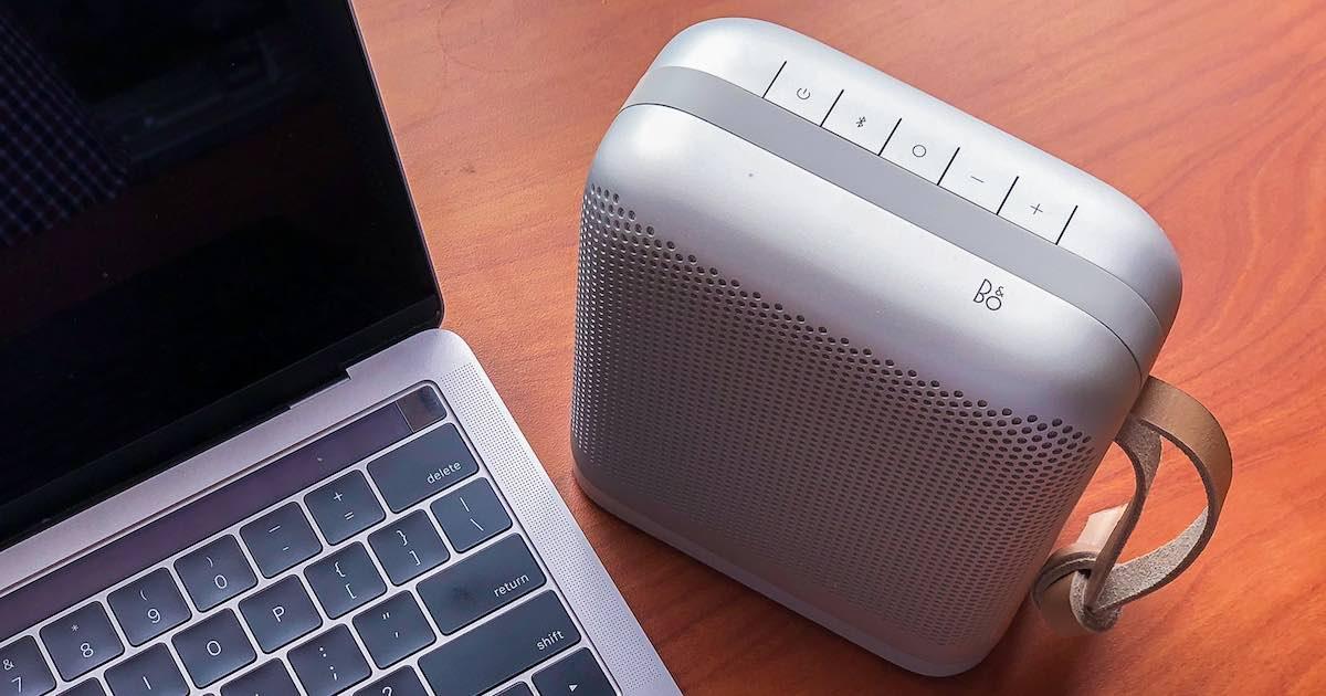 B&O BeoPlay P6 開箱!家用、旅行都合適的全能小藍牙喇叭
