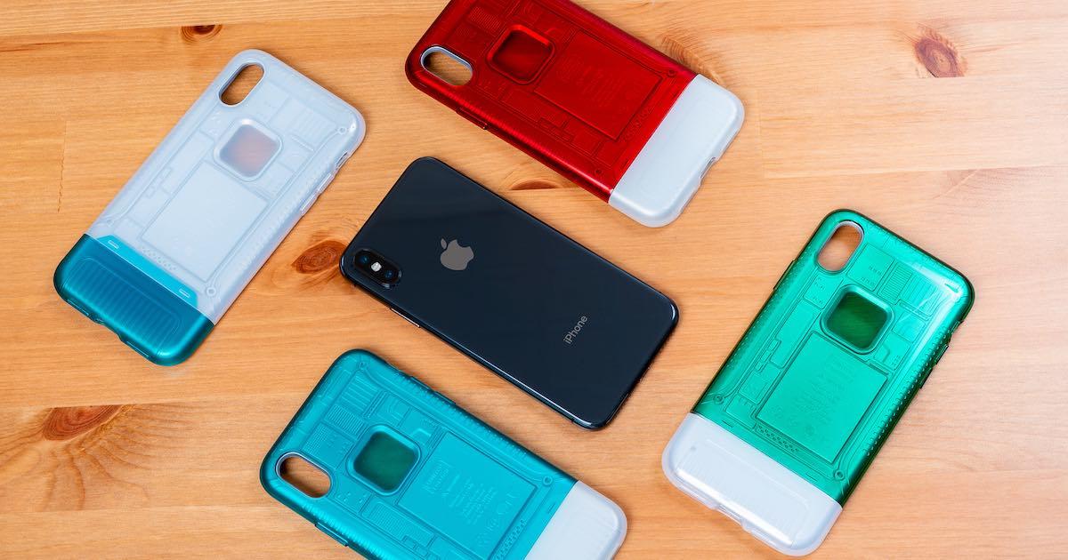 重溫 iMac G3 果凍機經典之美~Spigen Classic C1 十週年 iPhone 殼評測