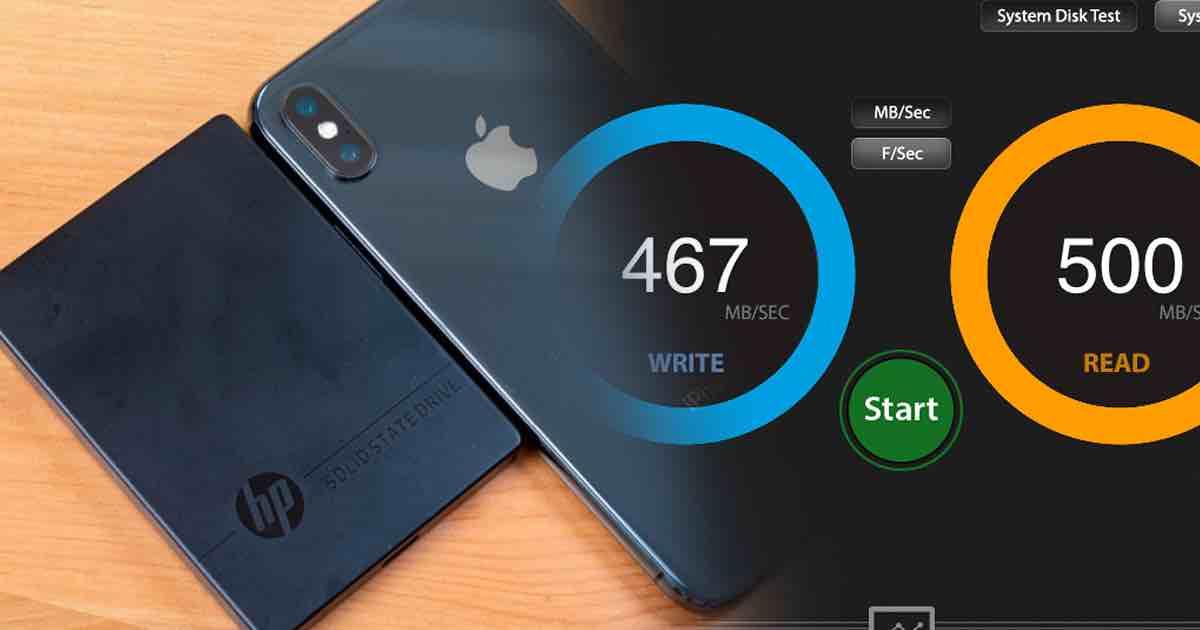 HP P600 Type-C 外接 SSD 測試報告:迷你小巧的速度與價格平衡之作