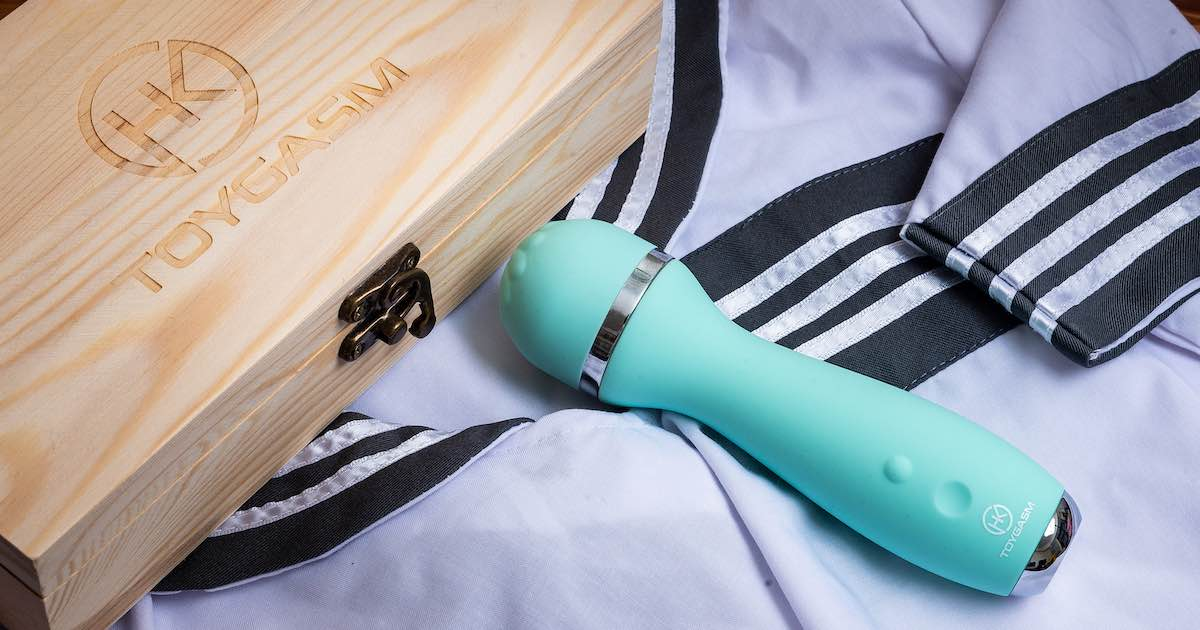 HKTOYGASM Orga-Stick 震動按摩器評測:更強、更穩、更衛生也更安心