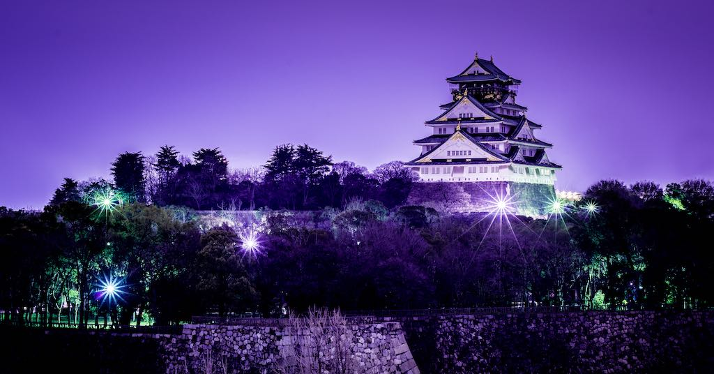日本100名城+續日本100名城 完整版(附地圖&官方網站整理)